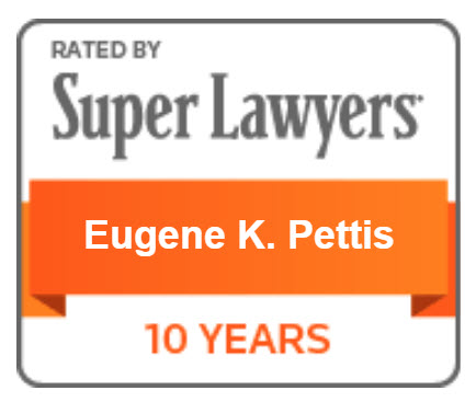10 years Super Lawyers